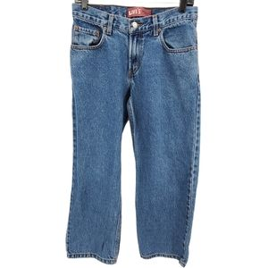 Levi's 550 Relaxed Fit Boys Jeans (Husky) 30x26